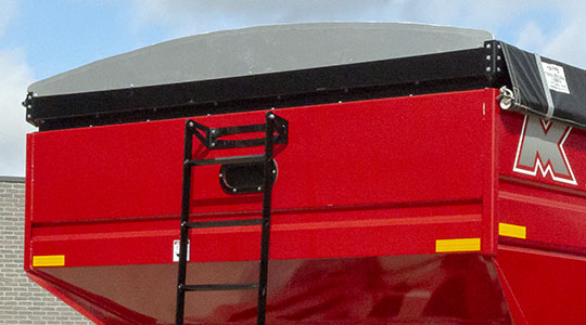 Optional Rear Ladder Feature Image