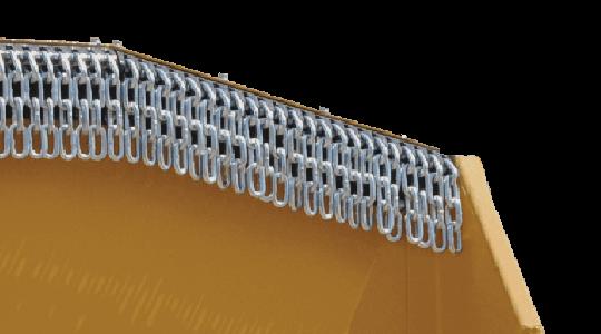 Chain Curtain Option